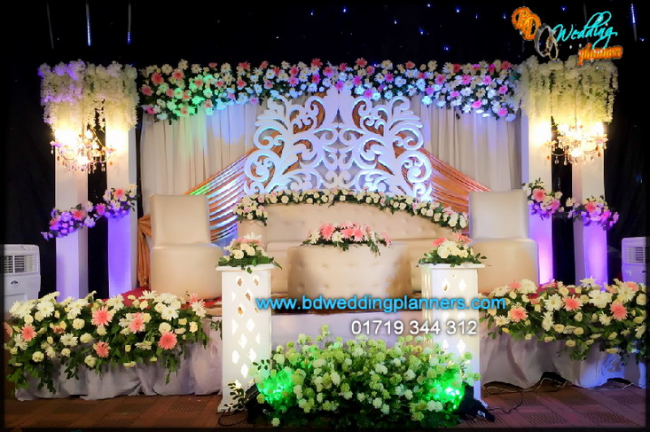 Wedding decoration flower stage bd event management wedding wsf 00 06 junglespirit Choice Image