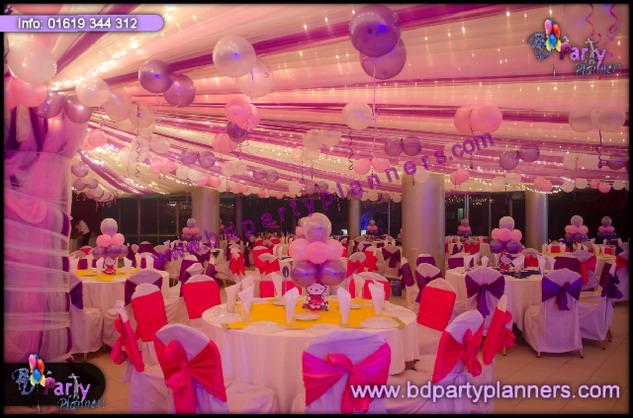 Birthday Party Decor Design Adorable By Design Event Decor