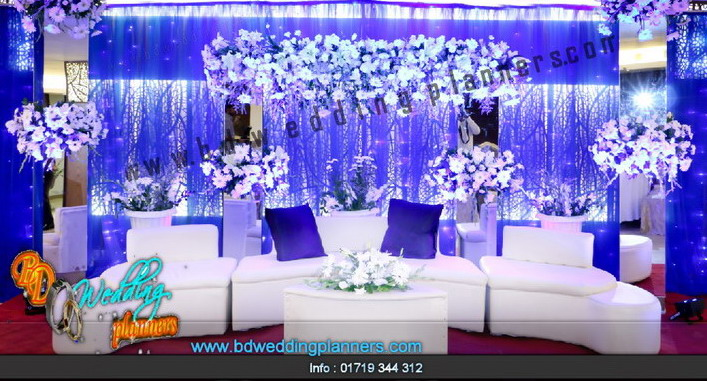 Wedding decoration flower stage bd event management for Different types of wedding decorations